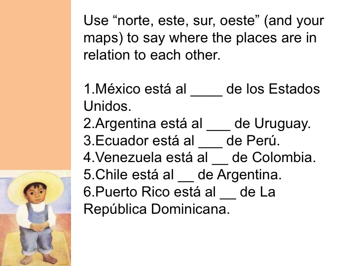 Free Worksheets spanish direct object pronouns worksheet : Spanish Bell Ringers : SpanishPlans.org