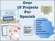 Spanish Projects