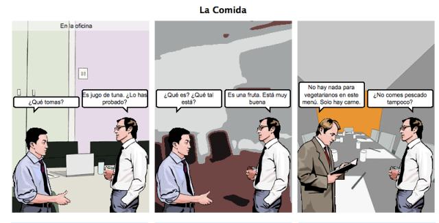 Spanishcomic