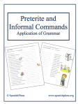 Preterite Worksheet