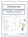 Preterite Worksheet