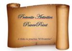 Powerpoint preterit