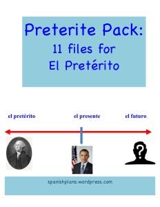 PreteritePack