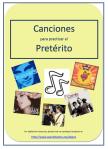 Canciones Preterito