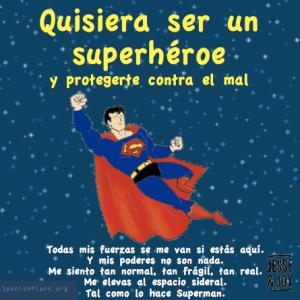 Volar como lo hace Superman