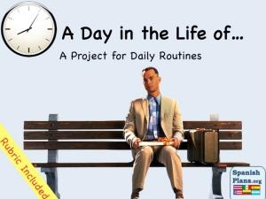 Un día en la vida de proyecto