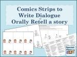 Comics in Spanish Class