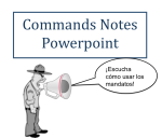 Mandatos Notes