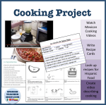 Cooking Project