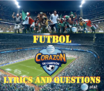 Corazon de Campeon futbol song