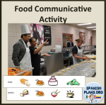 Food Communicative Activity