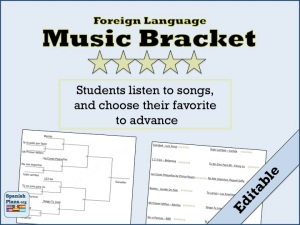 This post sponsored by the lesson plan: Music Bracket
