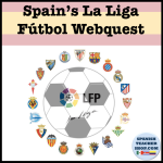 La Liga Webquest