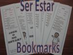 Ser Estar Study Guide