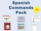 Spanish Commands Unit