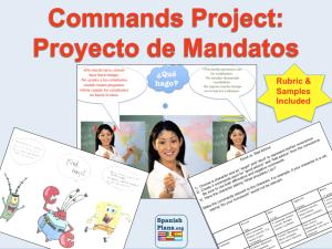 Proyecto de Mandatos