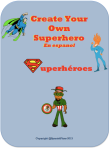 Spanish Superhero Project