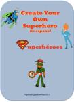Spanish Superhero Project
