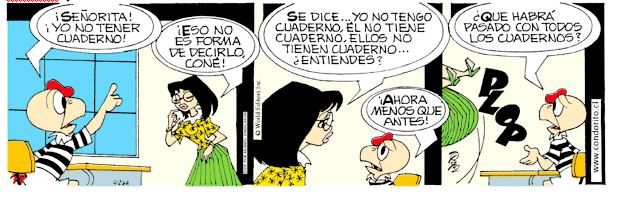 Tiras Comicas En Espa 241 Ol Spanishplans Org