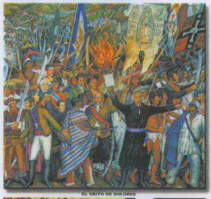 Laminas Sobre La Independencia De Mexico Spanishplans Org