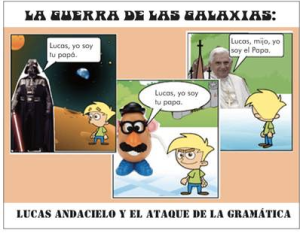 Star Wars Parody Spanish