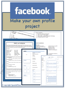Facebook Spanish Project