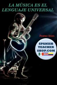 Juanes Music Poster