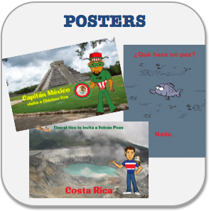 Posters en Espanol