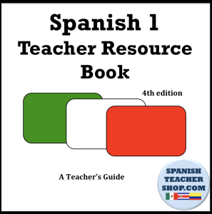 Spanish 1 Teacher Book