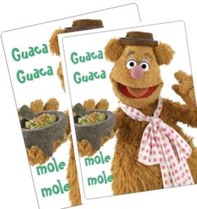 Guacamole or Wakamole?