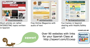 Hundreds of links for Spanish Teachers