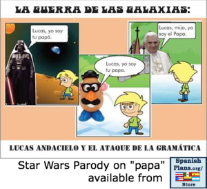 Star Wars in Spanish