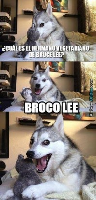 Chiste de Brocoli
