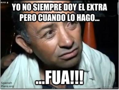 FUA meme