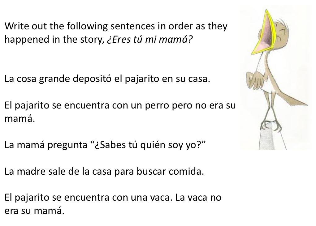 Family Tree Spanish   SpanishPlans.org