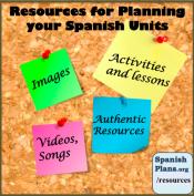 Spanish Lesson PLans