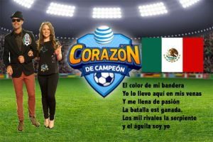 Corazon de Campeon Video y Letras