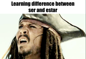 difference between ser and estar