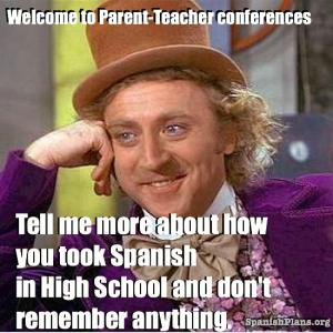Spanish Teacher Memes   SpanishPlans.org Spanish Teacher Teaching