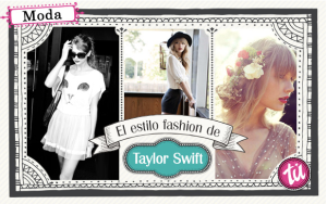 estilo fashion de Taylor Swift