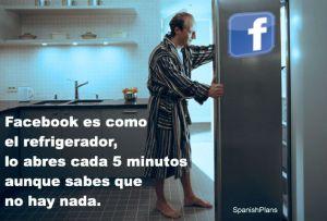facebook el refrigerador