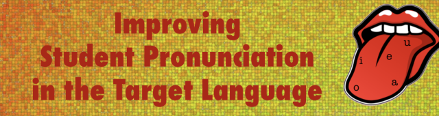 Improving spanish pronunciation