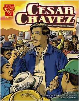 Cesar Chavez lucha por los trabajores del campo