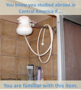 costa rica electric shower heater