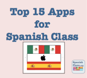 Top 15 Spanish Apps