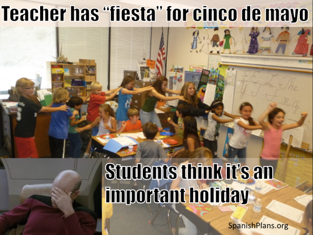Fiesta for cinco de mayo