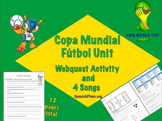 World Cup Futbol Unit