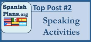 Spanish Communication Activities