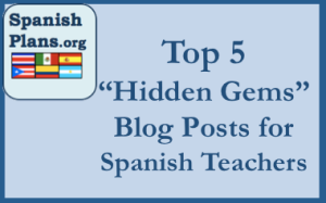 Spanish Teacher Blog
