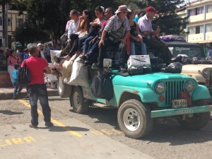 colombian jeeps